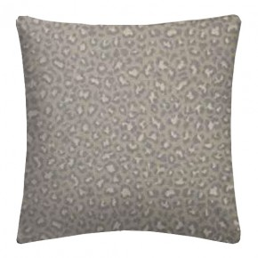 Clarke and Clarke Chateau Ocelot Smoke Cushion Covers