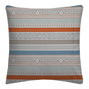Clarke and Clarke Oslo Ommel Spice Teal Cushion Covers