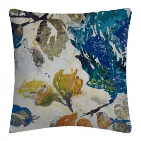 A Prestigious Textiles Decadence Opium Sapphire Cushion Covers