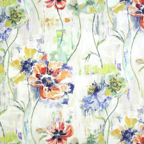 Printworks Poppy Fresco Curtain Fabric
