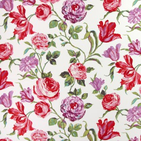 Prestigious Textiles Blossom Portia Geranium Made to Measure Curtains