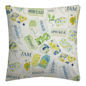 Prestigious Textiles Pickle Pantry Azure Cushion Covers