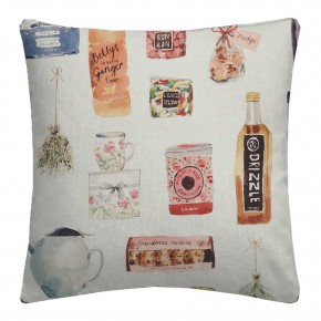A Village Life  Pantry  Cream  Cushion