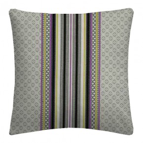 Clarke and Clarke Chateau Paradiso Acacia/Violet Cushion Covers