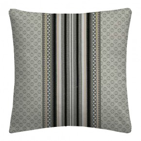 Clarke and Clarke Chateau Paradiso Smoke/Ebony Cushion Covers