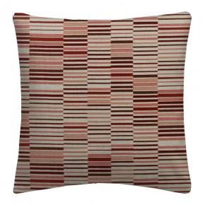 Prestigious Textiles Atrium Parquet Auburn Cushion Covers