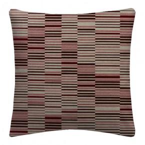 Prestigious Textiles Atrium Parquet Cardinal Cushion Covers