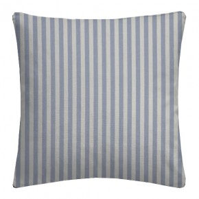 Clarke and Clarke Garden Party Party Stripe Chambray Cushion Covers