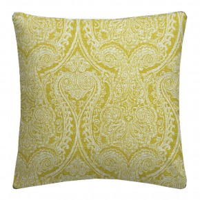 Clarke and Clarke Halcyon Pastiche Chartreuse Cushion Covers