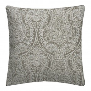 Clarke and Clarke Halcyon Pastiche Mocha Cushion Covers