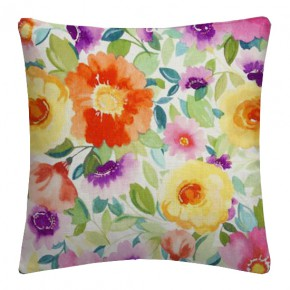 Clarke and Clarke Artbook Penelopes Muse Linen Multi Cushion Covers