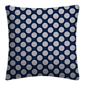 Prestigious Textiles Annika Pia Navy Cushion Covers