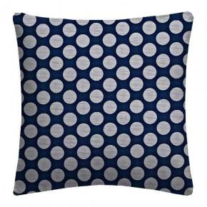 Prestigious Textiles Annika Pia Navy Cushion Covers