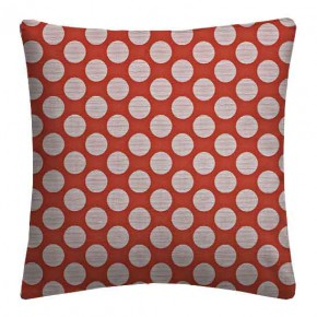 Prestigious Textiles Annika Pia Papaya Cushion Covers