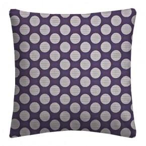 Prestigious Textiles Annika Pia Violet Cushion Covers