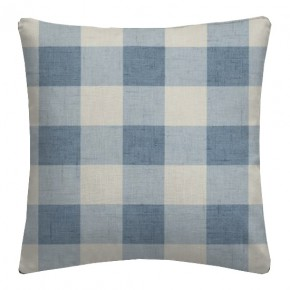 Clarke and Clarke Genevieve Polly Chambray Cushion Covers