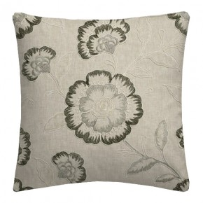 Clarke and Clarke Richmond Richmond Charcoal Cushion Covers