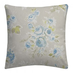 Clarke and Clarke Garden Party Rose Garden Mineral Cushion Covers