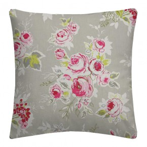 Clarke and Clarke Garden Party Rose Garden Pebble Cushion Covers