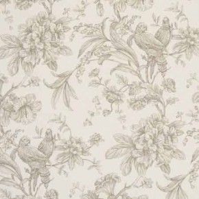 Clarke and Clarke Fougeres Provence Natural Made to Measure Curtains