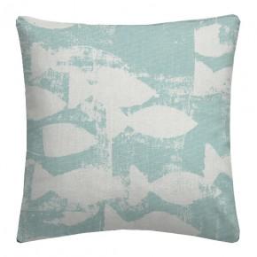 Prestigious Textiles Pickle Shoal Azure Cushion Covers