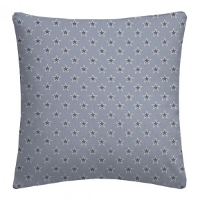 Clarke and Clarke Garden Party Shooting Stars Chambray Cushion Covers
