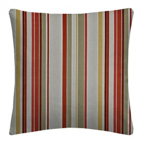 Prestigious Textiles Devonshire Sidmouth Paprika Cushion Covers