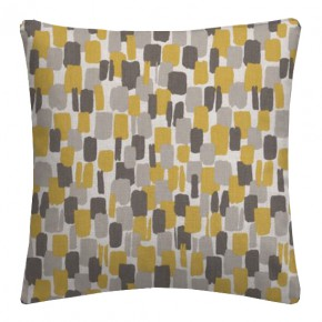 Clarke and Clarke La Vie Sundowner Chartreuse Cushion Covers