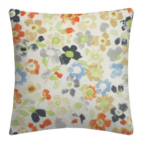 Prestigious Textiles Pickle Sweet Pea Paprika Cushion Covers