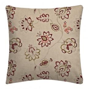 Prestigious Textiles Devonshire Tiverton Chianti Cushion Covers