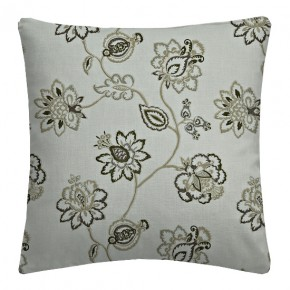 Prestigious Textiles Devonshire Tiverton Parchment Cushion Covers