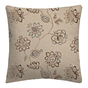 Prestigious Textiles Devonshire Tiverton Sable Cushion Covers