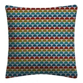 Prestigious Textiles Annika Ulrika Papaya Cushion Covers