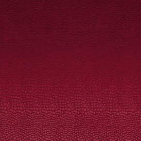 Clarke and Clarke Tempo Pulse Crimson Roman Blind