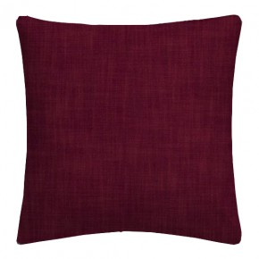 Clarke and Clarke Vienna Claret Cushion Covers