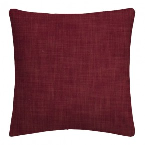 Clarke and Clarke Vienna Garnet Cushion Covers