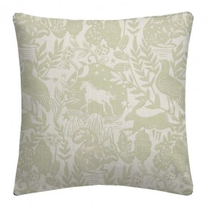 Clarke and Clarke Blighty Westonbirt Sage Cushion Covers