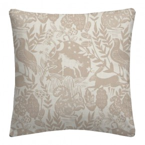 Clarke and Clarke Blighty Westonbirt Taupe Cushion Covers