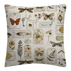 Clarke and Clarke Sketchbook Wildlife Multi Cushion Covers