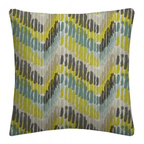 Clarke and Clarke Cariba Windjammer Chartreuse Cushion Covers