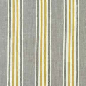 Bloomsbury Quentin Charcoal/charteuse Curtain Fabric