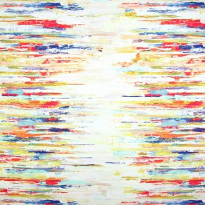 Printworks Reflections Fresco Curtain Fabric
