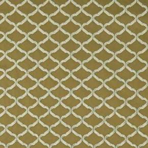 Clarke and Clarke Imperiale Reggio Antique Curtain Fabric
