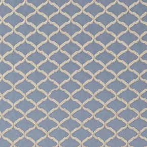 Clarke and Clarke Imperiale Reggio Chicory Curtain Fabric