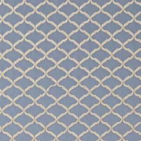 Clarke and Clarke Imperiale Reggio Chicory Curtain Fabric