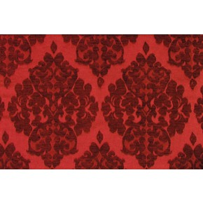 San Marco Rivoli Bordeaux Curtain Fabric