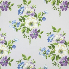 Italian Gardens Rosabella Amethyst Made to Measure Curtains