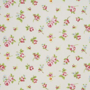 Clarke and Clarke Vintage Classics Rosebud Chintz Made to Measure Curtains