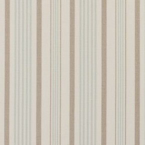 Clarke and Clarke Clarisse Sable Duckegg Curtain Fabric
