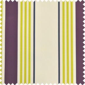 Prestigious Textiles Monte Carlo San Remo Damson Cushion Covers